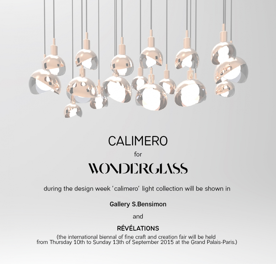 CALIMERO FOR WONDERGLASS