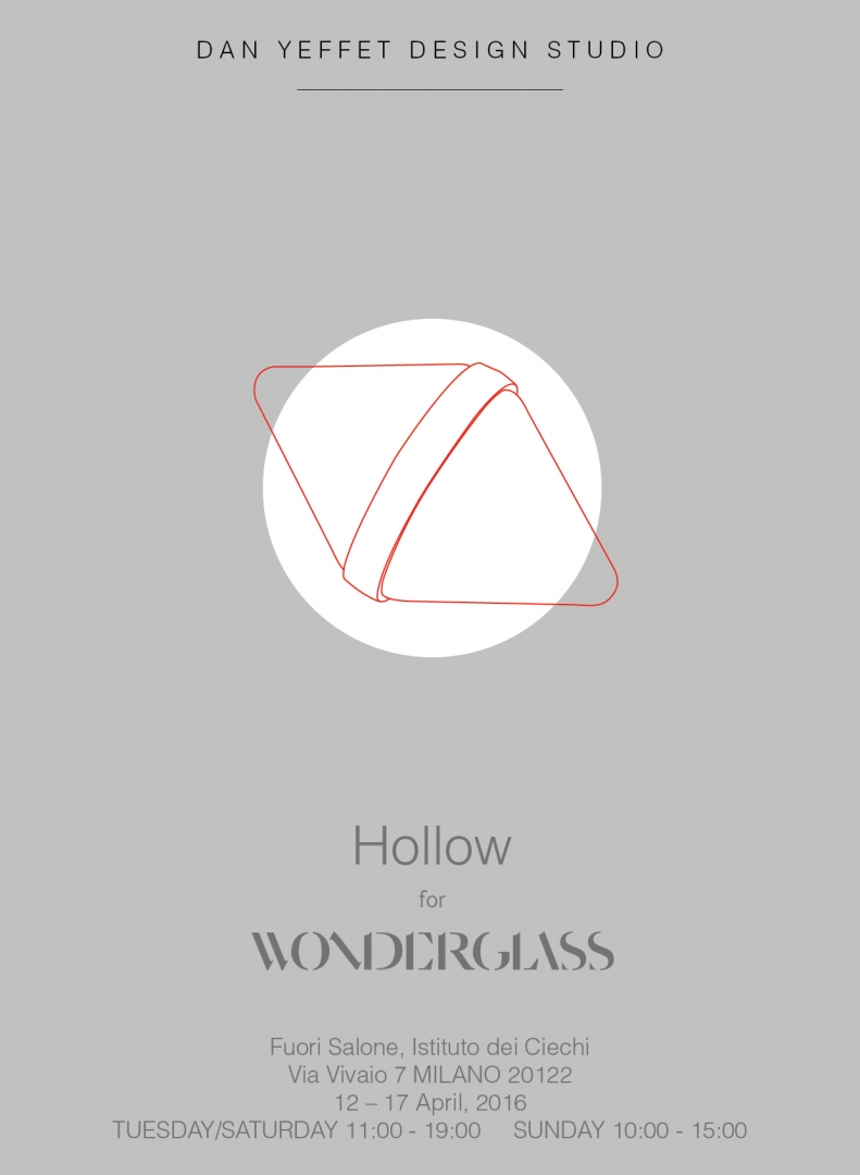 HOLLOW for WONDERGLASS